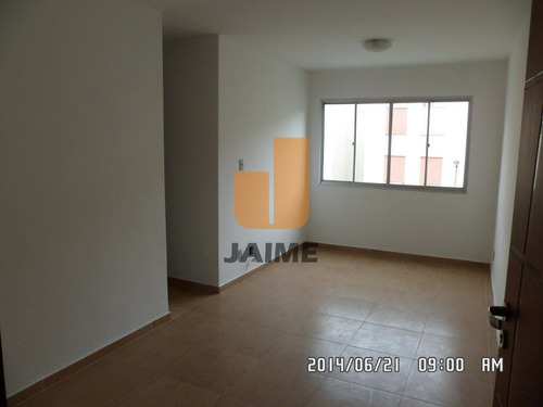 Apartamento Para Venda No Bairro Jardim D'abril Em São Paulo - Cod: Pe2389 - Pe2389