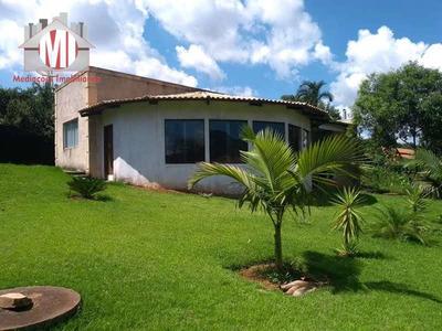 Chácara Com 02 Dormitórios À Venda, 1026 M² Por R$ 280.000 - Tuiuti - Tuiuti/sp - Ch0019