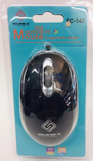 Ratón Sumex Óptico Modelo Fc-143