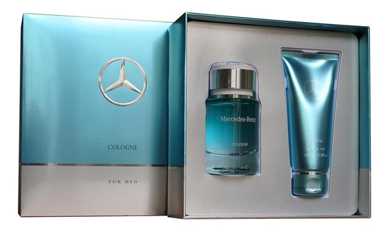 Perfume Importado Hombre Mercedes-benz Cologne 75 Ml + Showe