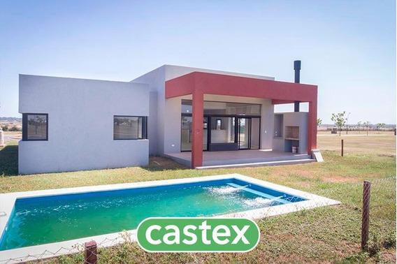 Casa En Alquiler A Estrenar En Ceibos /puertos