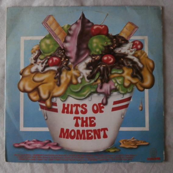 Lp Hits Of The Moment 1984, Disco De Vinil Colêtanea