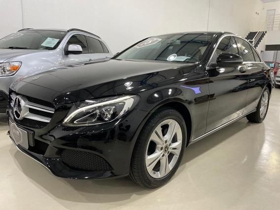 Mercedes-benz C180 Avantagarden 1.6 Automática 2018