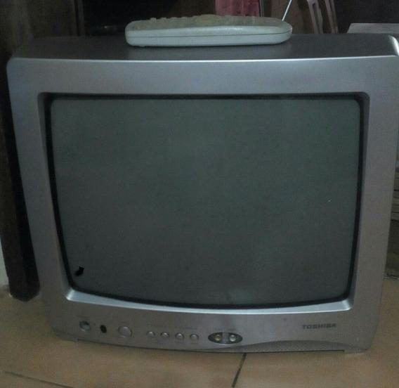 Televisor Toshiba 14 Pulgadas + Control