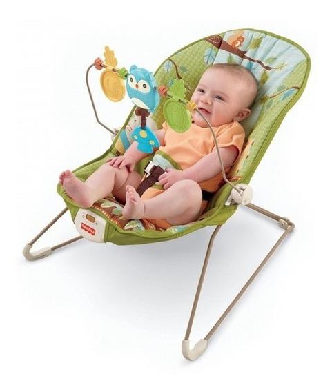 Silla Vibradora Relajante Fisherprice Para Bebé