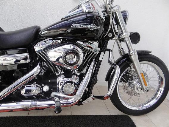Harley Davidson Dyna Super Glide Custom