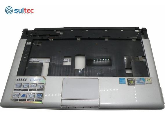 Carcaça Base Superior Notebook Msi Cr400