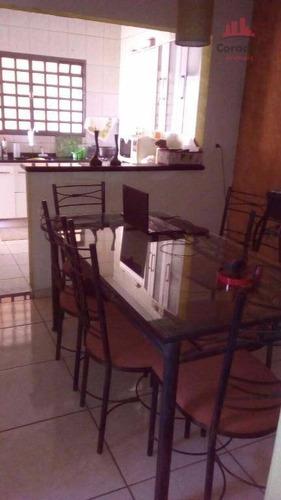 Imagem 1 de 12 de Casa Residencial À Venda, Jardim Santa Rita Ii, Nova Odessa. - Ca1159
