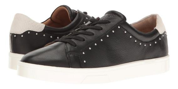 Zapatos Calvin Klein Lllia Leather Para Mujer