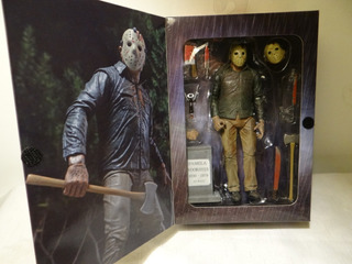 Friday The 13th The Final Chapter Jason Part 4 Ultimate Neca