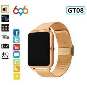 Smartwatch Relógio Inteligente Gt08 Unisex