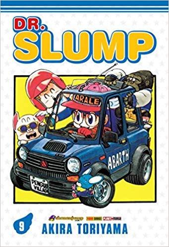 Dr. Slump N°9 Akira Toriyama
