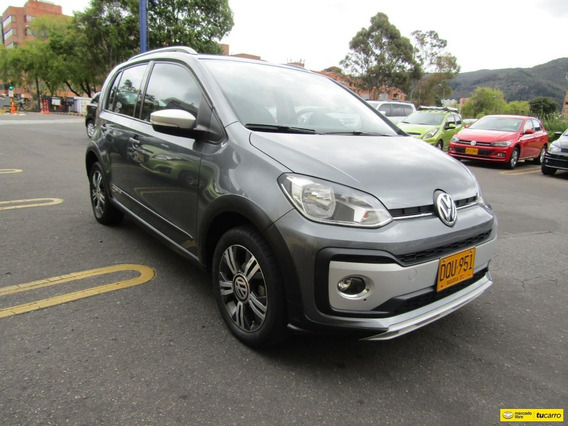 Volkswagen Cross Up At 1000 Fe
