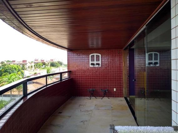 Apartamento Em Capim Macio, Natal/rn De 220m² 3 Quartos À Venda Por R$ 800.000,00 - Ap335860