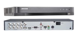 Dvr Hikvision Turbo Hd 8 Canais 3 Mp Ds-7208hqhi-k1 Promoção