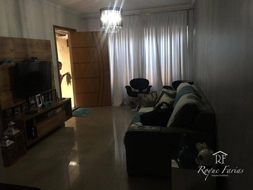 Sobrado Residencial À Venda, Jaguaré, São Paulo. - So0588