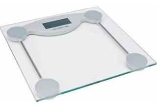 Balança Digital Quadrada Vidro Temperado Bdh-001 Hoopson