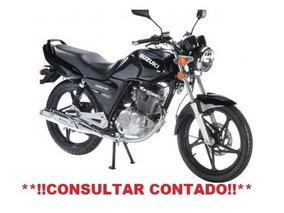 Suzuki En 125 2a Yamaha Ybr Jianshe Honda Cg New