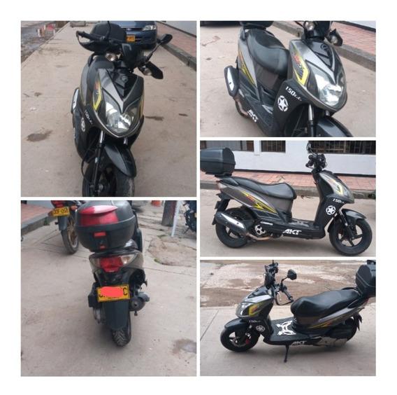 Moto Scooter Akt Jet 5 R - 150cc