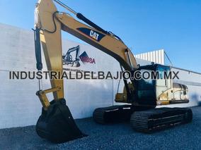 Excavadora Caterpillar 320cl Jonh Deere Case Komatsu Hyundai