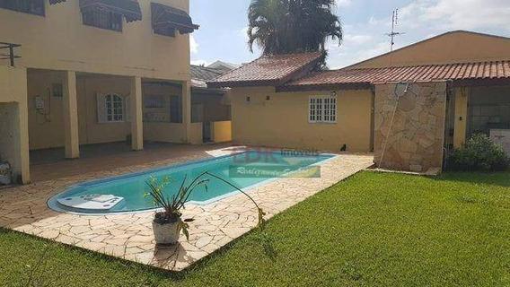 Casa Com 6 Dormitórios À Venda, 500 M² Por R$ 749.000 - Nossa Senhora Do Perpétuo Socorro - Pindamonhangaba/sp - Ca2966