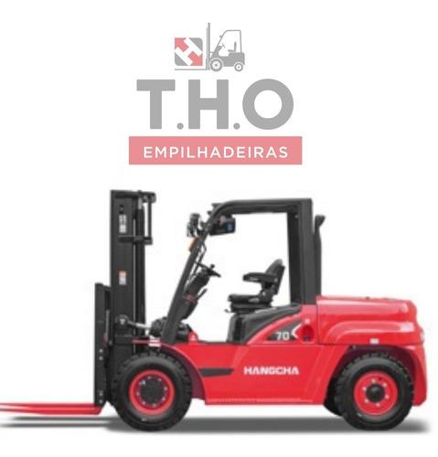Imagem 1 de 3 de Empilhadeira Diesel 2.500 Ton/ 3.00 Elevação- Duplex  ( A )