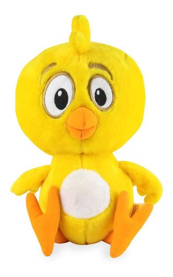 Peluche Oficial De Pollito Amarillito