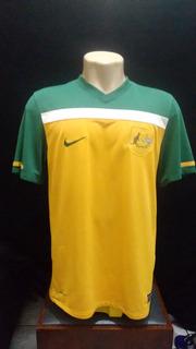 Camisa Austrália Nike Home 2011 - Tam. G
