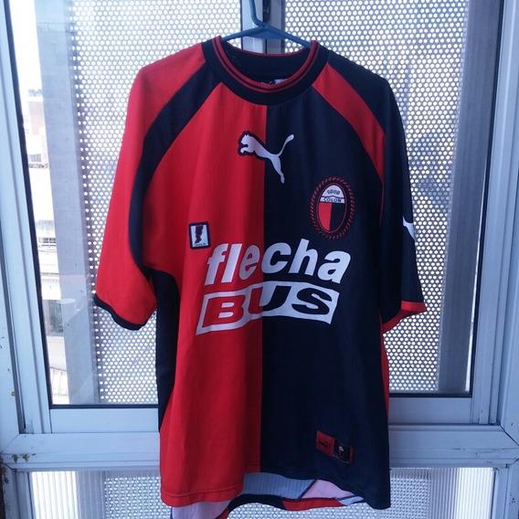 Camiseta Colón Sta Fe Puma 2002 C/ N°11