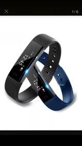 Smartwatch Relógio Id115 Fitness Bluetooth .