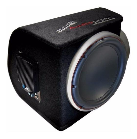 Audiopipe Caja Amplificada Subwoofer 12 750w Appb 12amp Et