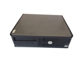 Computador Dell Optiplex Gx620 256mb Hd80 (retirar Peças)
