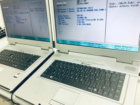 2 Notebooks Itautec Infoway W7635