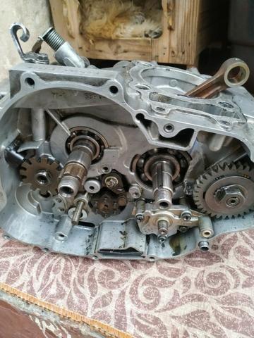 Vendo Motor Fazer 250