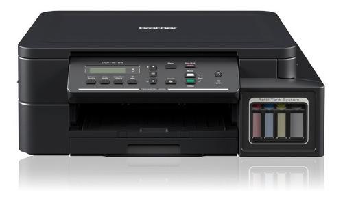 Impresora Brother Dcp-t510w Sistema Original+ Wifi+ Multi