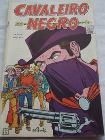 Cavaleiro Negro Nº 210 De 1970 Cores Faroeste E Cowboys Rge