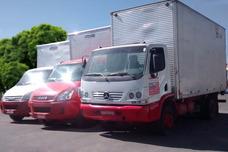 Caminhão Baú Frete/diária P/ Transportes 11 22404072
