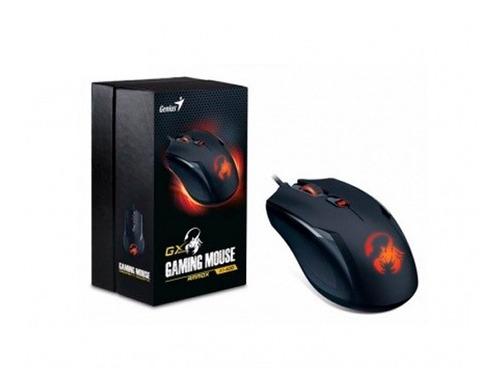 Mouse Genius Gamer Ammox X1-400 Hasta En 6 Pagos Sin Recargo