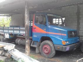 Mercedes-benz Mb 1614 1991 Raridade