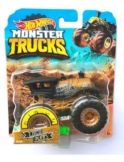 Carritos Hotwheels 2019 Monster Trucks 1:64