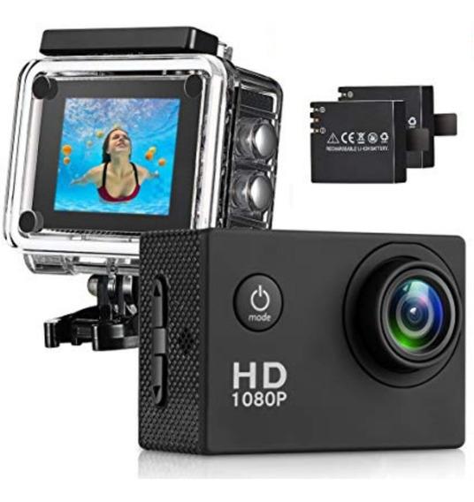 Camera Sports A Prova D Agua Filmadora