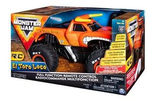 Monster Jam Toro Loco 1:15 - Radio Control