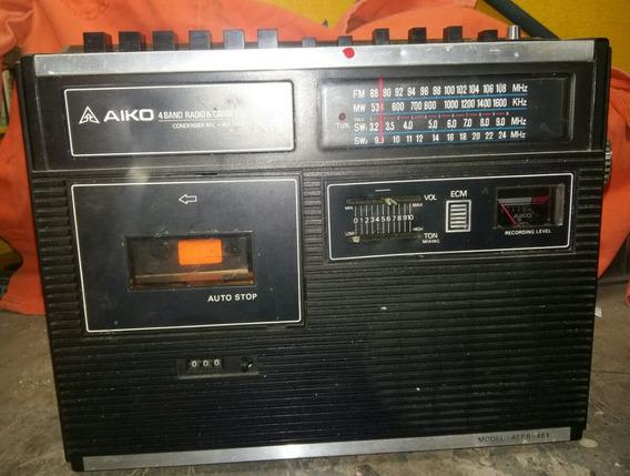 Rádio Aiko 4 Faixas