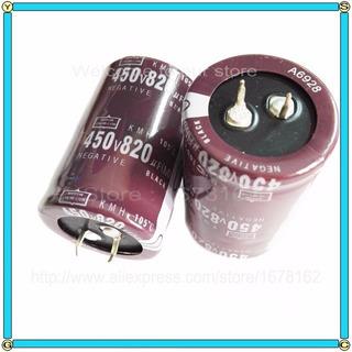 Capacitor Electrolitico 480v 850microf Alta Temperatura