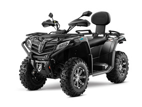 Quadriciclo Cforce 520 2018 Semi Novo