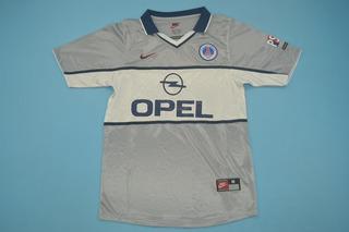 Camisa Psg Away 2000-01 Anelka 9