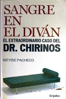 Sangre En El Diván Ibéyise Pacheco