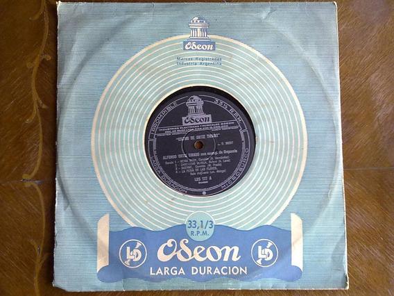 Éxitos De Alfonso Ortiz Tirado. Disco Vinilo 10 Odeon