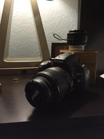 Máquina Fotográfica Nikon 5200