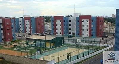 Apartamento A Venda Em Cidade Satélite